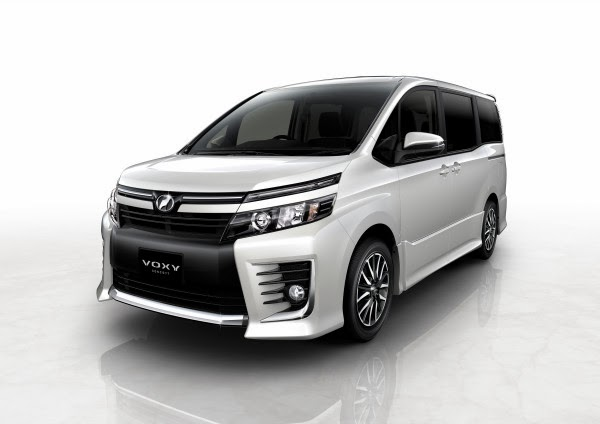 The Body Of Both Minivans According To Toyota Convey Roominess Interior Even From Outside Vehicles Create Distinct And Alluring