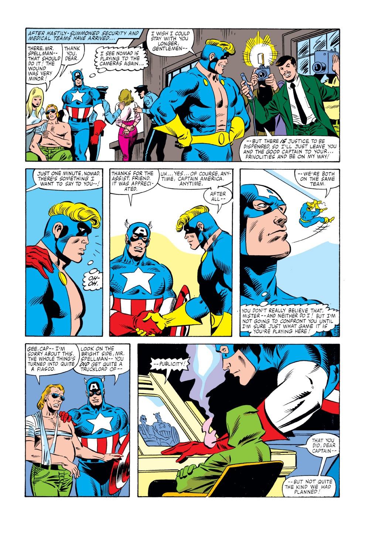 Captain America (1968) Issue #261 #176 - English 22