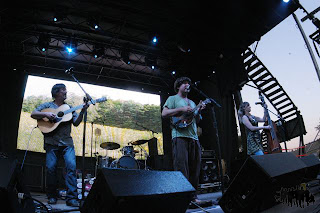 Keller and the Keels at the Main Stage, ARISE Music Festival, Thursday 8/15