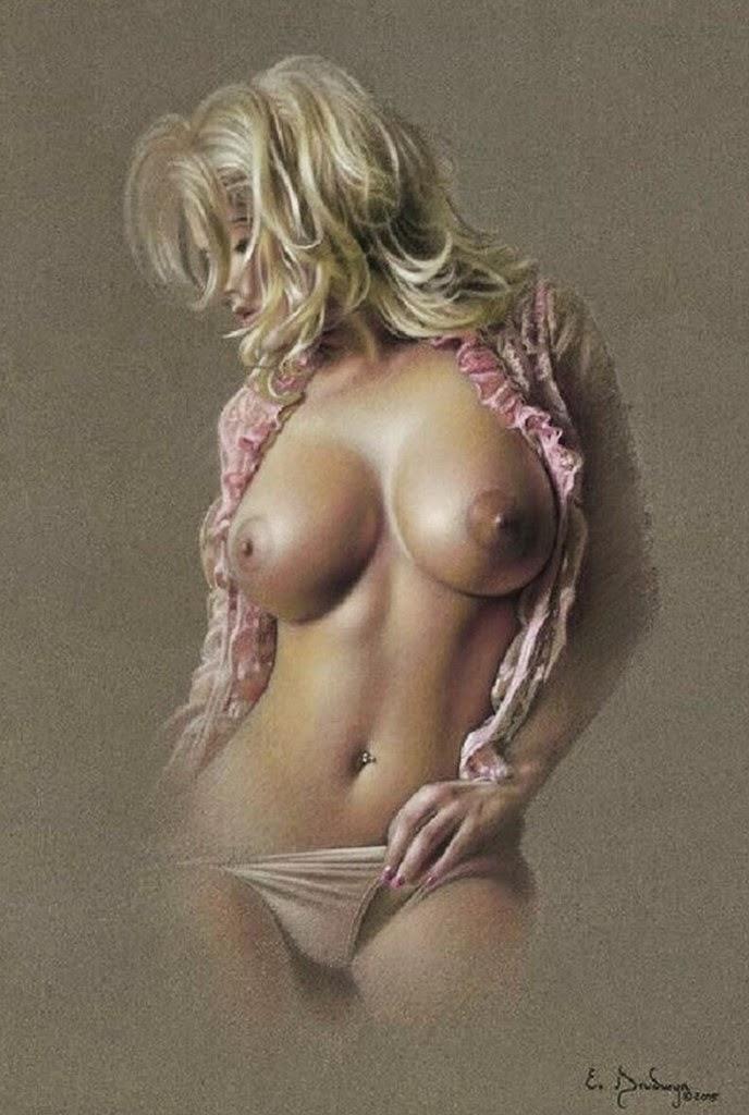 mujer-pintura-pastel