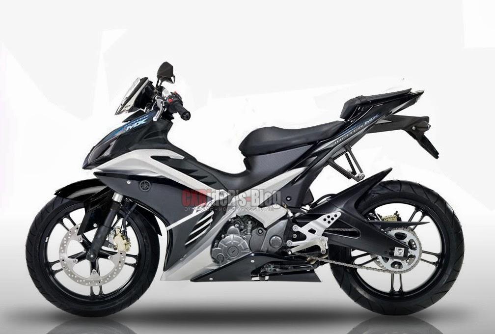 Modification Yamaha Jupiter MX Awesome, Good, and Cool - Man