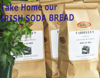 Take Home Foods Made Fresh or Order @ farrellyssoda@gmail.com to order your mix online