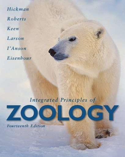 Biological Sciences Library: Integrated Principles of Zoology ...
