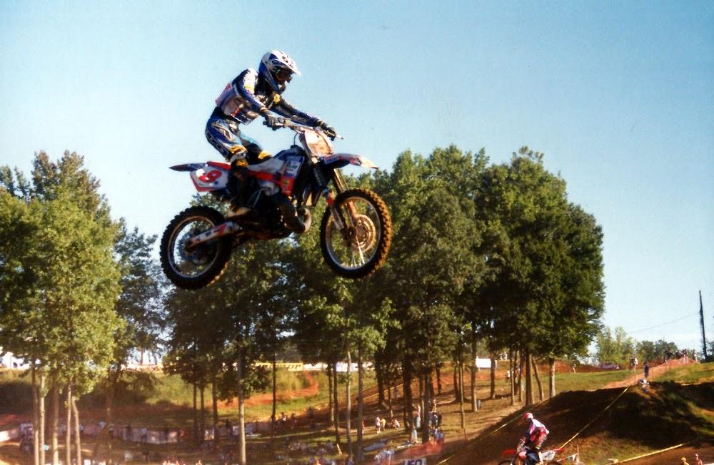 Mickael Maschio 1999 USGP Budds Creek