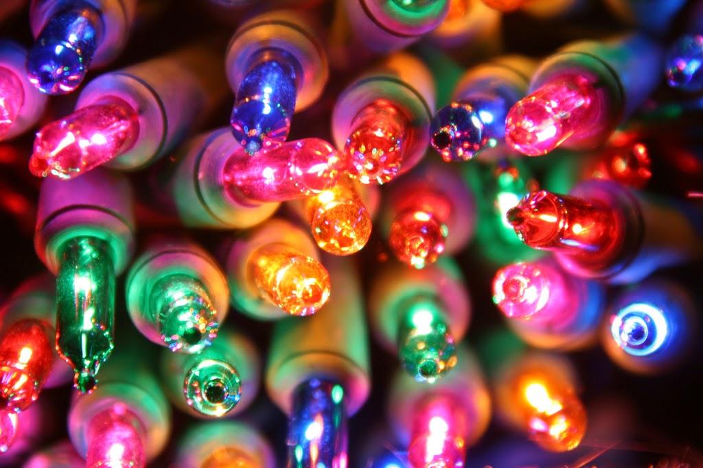 Christmas Lights Color