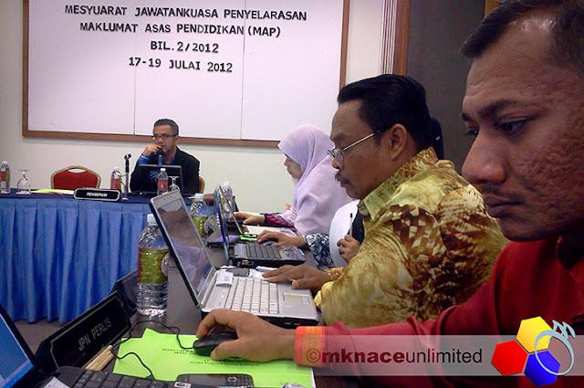 mknace unlimited™ | mesyuarat MAP bil 2/2012