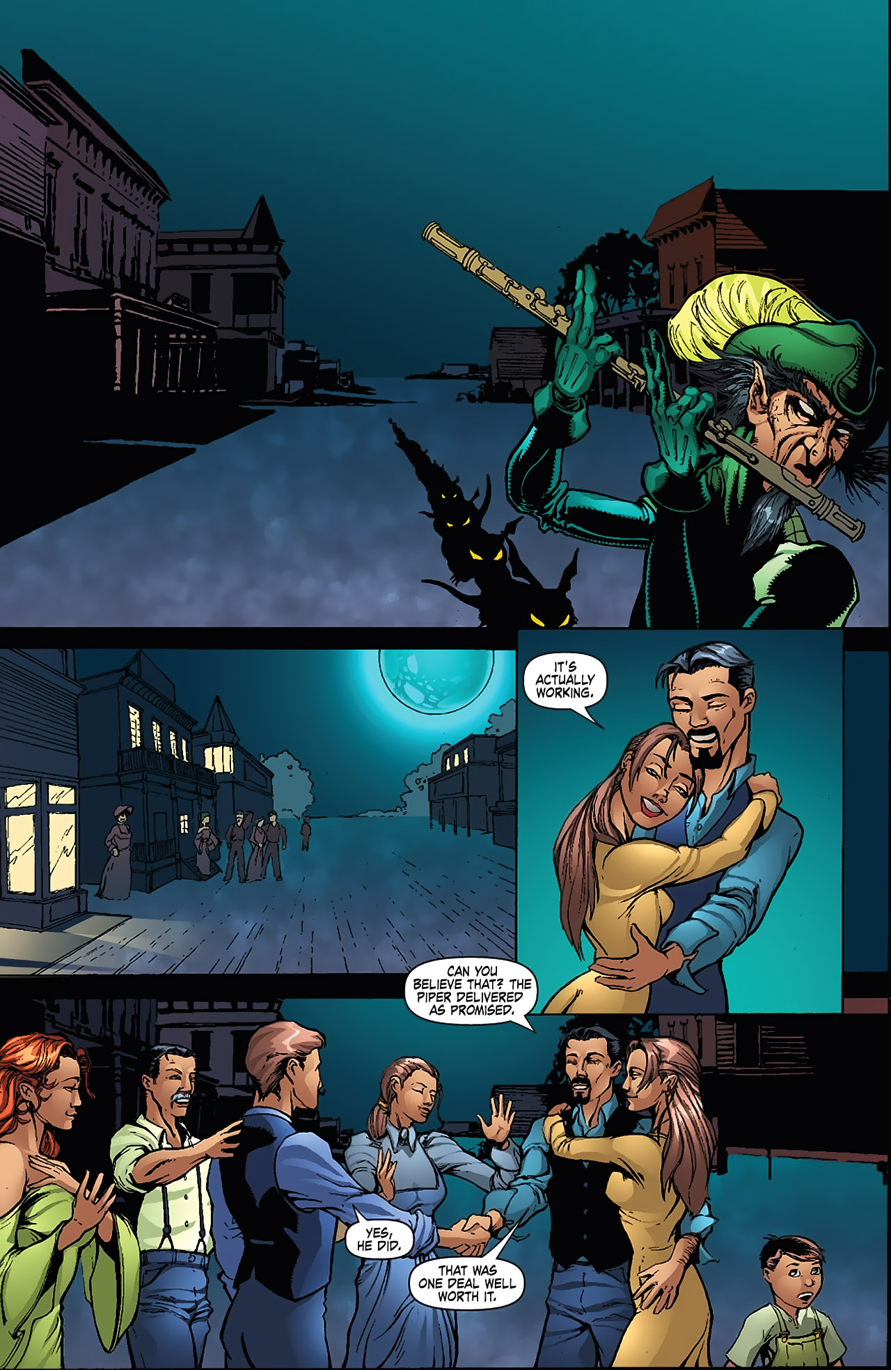 Grimm Fairy Tales (2005) Issue #12 #15 - English 14