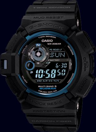 Casio G-Shock 30th Anniversary GW933B-1