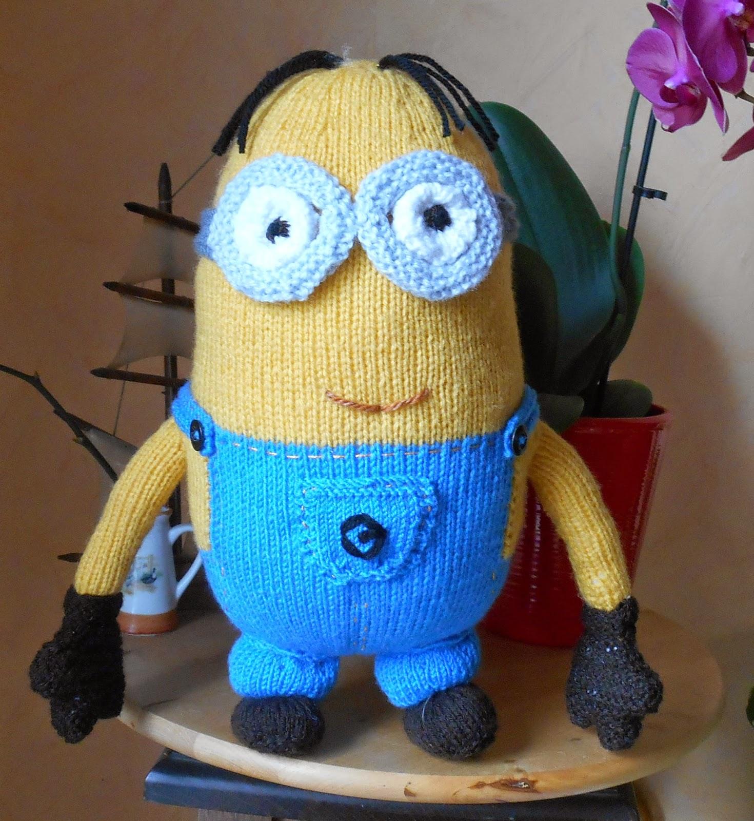 Du tricot et des jouets peluches et poup es adopter - Peluches a 1 euro ...
