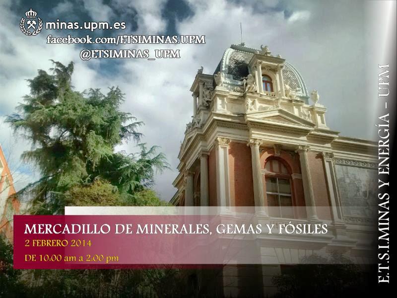 MERCADILLO DE MINERALES...