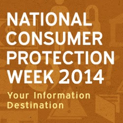 MARCH - CONSUMER PROTECTION WEEK