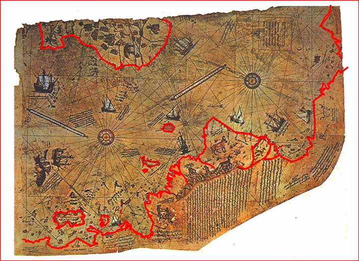 Ghost Hunting Theories: Is the Piri Reis Map Genuine?