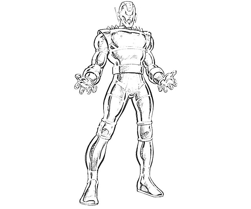 Coloring Pages Avengers Ultron : Avengers age of ultron coloring pages printable