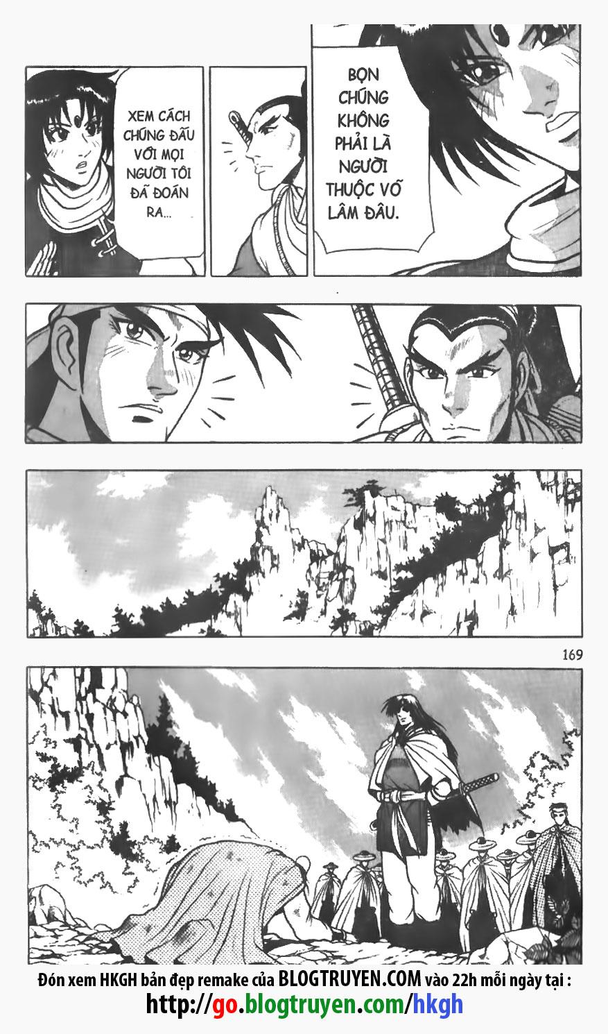 Hiệp Khách Giang Hồ trang 33