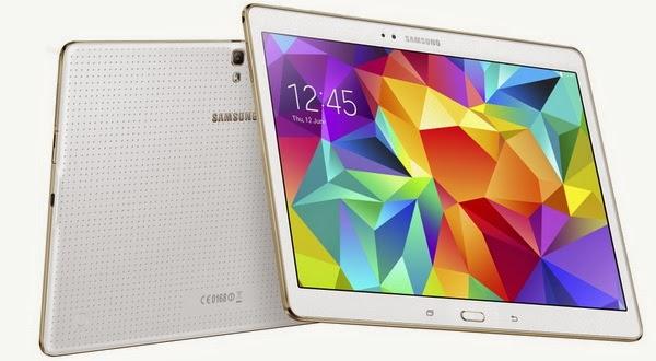 Spesifikasi Harga Tablet Samsung Galaxy Tab S