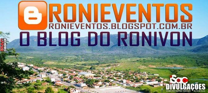 RONIEVENTOS - O Blog do Ronivon.