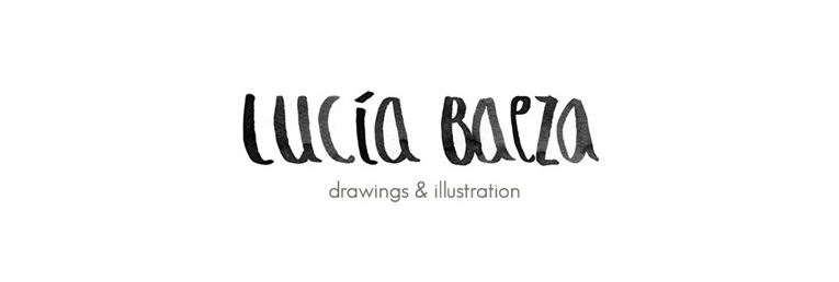 LUCIA BAEZA - drawings &amp; illustration