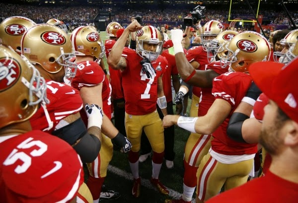 san-francisco-49ers-quarterback-colin-kaepernick-prepares-with-his-teammates-to-face-the-baltimore-ravens-in-the-nfl-super-bowl-xlvii-football-game-in-new-orleans-louisiana-february-3-2013