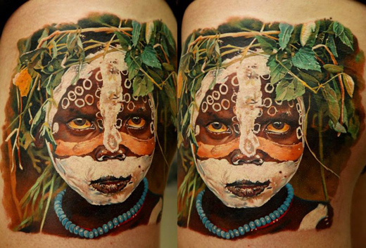tattoos by dmitriy samohin 9 #tattoofriday   Dmitriy Samohin