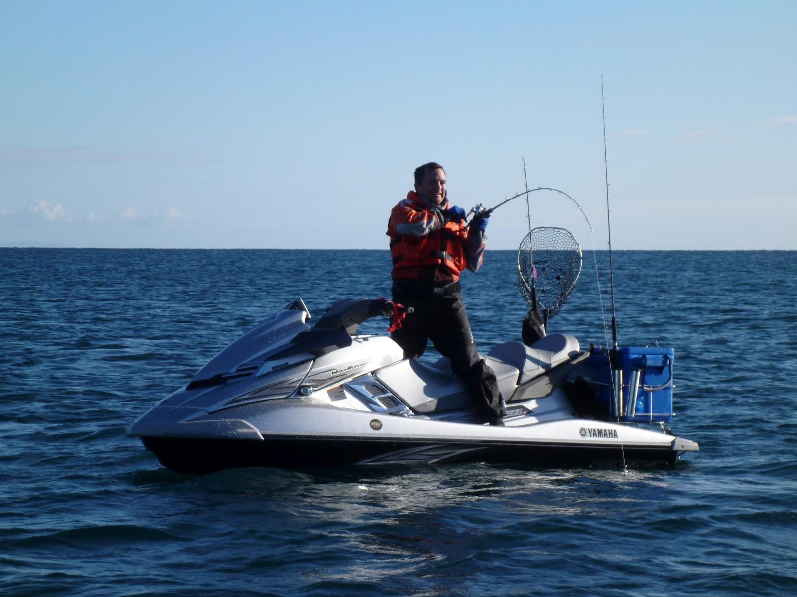 Jet ski fishing for Fishing jet ski