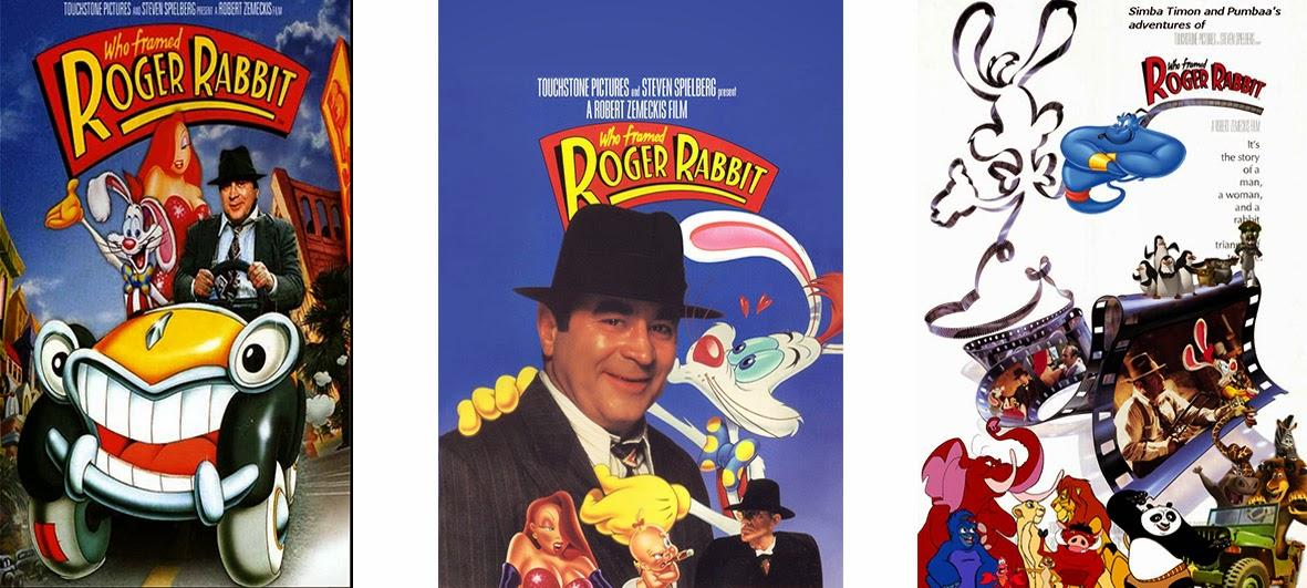 Who Framed Roger Rabbit - Kto wrobił królika Rogera? (1988)