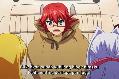 Denpa Kyoushi (TV) Episode 03 Subtitle Indonesia