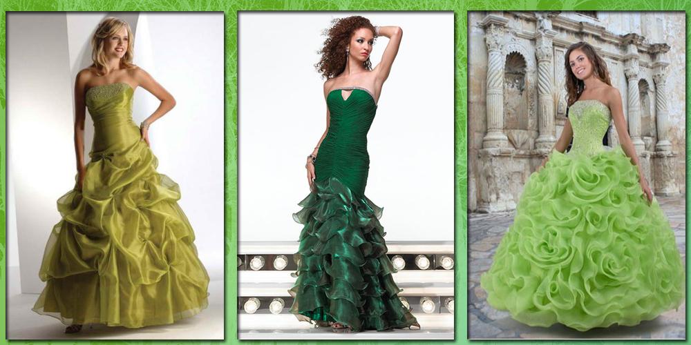 Зеленое Свадебное Платье Купить В Москве