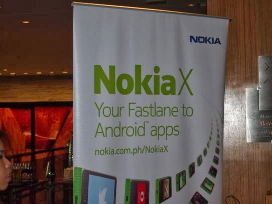 Nokia X Smartphone Officially Launched Locally