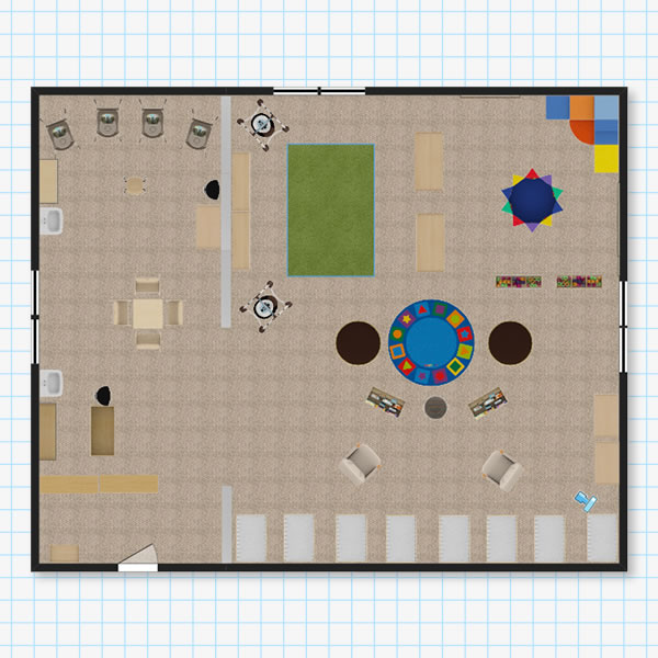 Design Your Classroom Floor Plan ~ Preschool ponderings planning your classroom layout