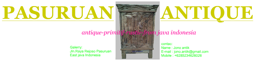 Pasuruan Antique