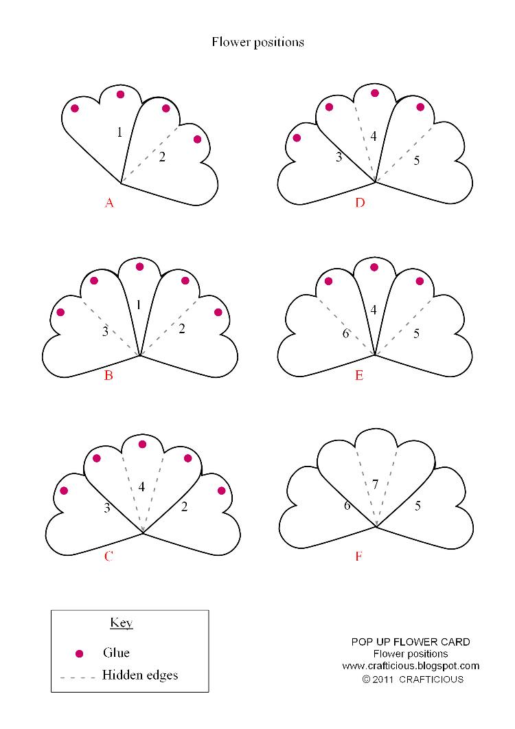 Цветы на открытки из бумаги своими руками