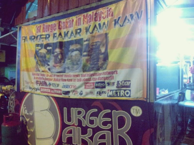 Burger Bakar Kaw