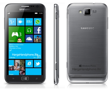 Samsung Ativ S Windows 8