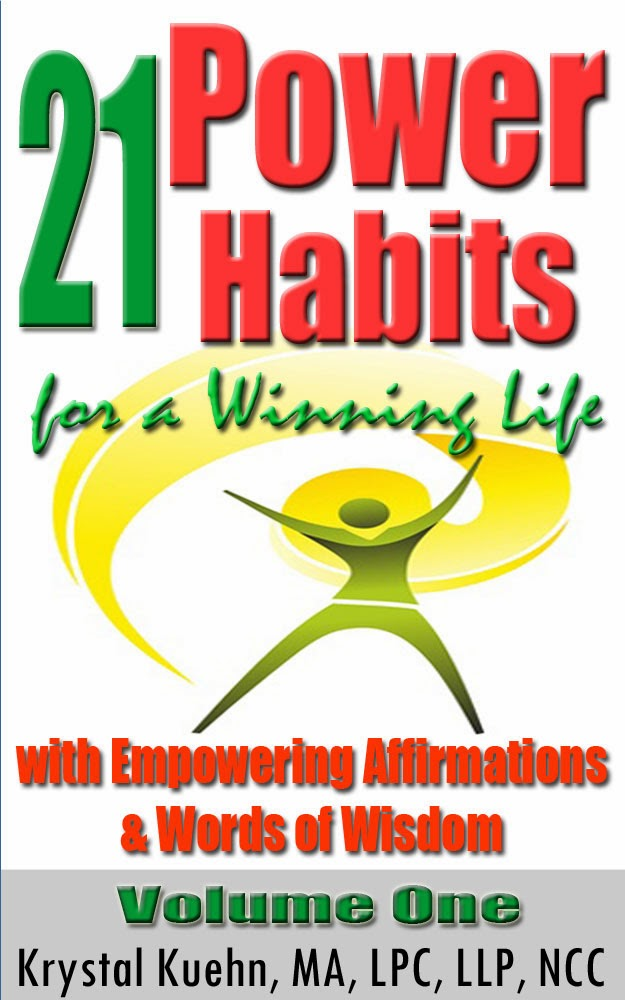Develop Healthy Habits That Will Last a Lifetime!