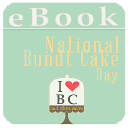 eBooks National Bundt Cake Day 2014