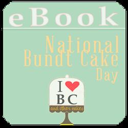 eBooks National Bundt Cake Day 2014
