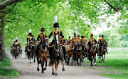 "Monday's Royal Salute ""Like the Battle of Waterloo"""