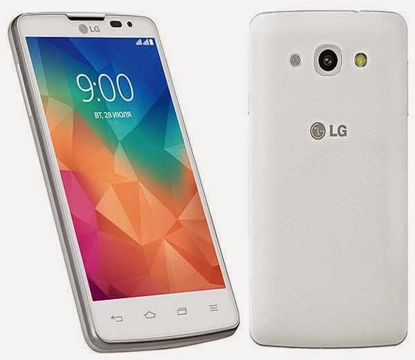 LG L60 Dual smartphone
