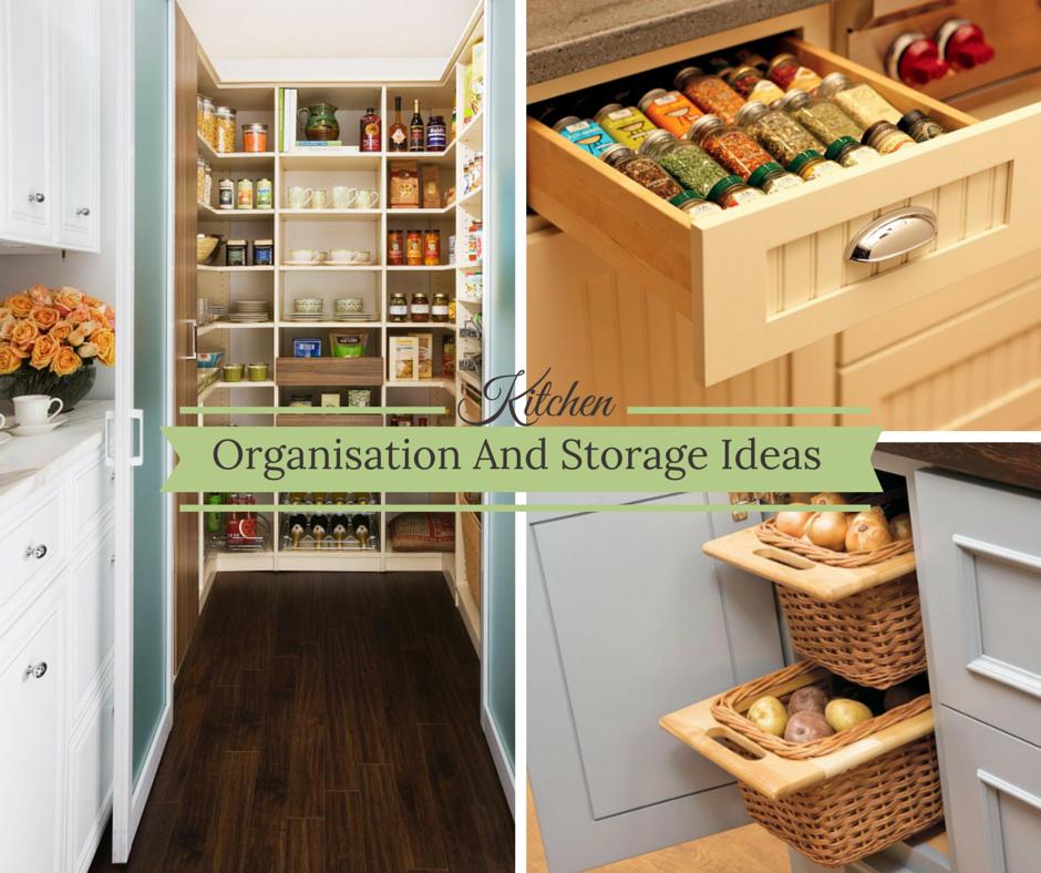 Donna Knows Best: Kitchen Organisation And Storage Ideas