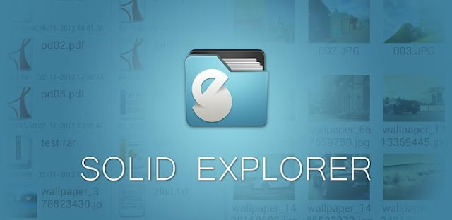 Solid Explorer (Full) v1.4.3 APK