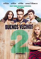 Buenos Vecinos 2 (2016) (Neighbors 2: Sorority rising)