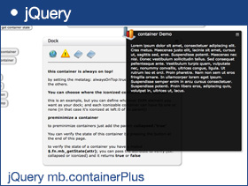 jQuery mb.containerPlus
