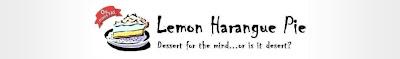 Lemon Harangue Pie