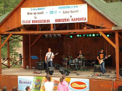 Concert Zilele Borsecului