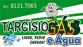 Seu Gás acabou ligue (81) 8131-7065