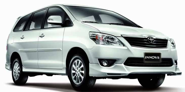 New Toyota Innova Price Specification And Review New