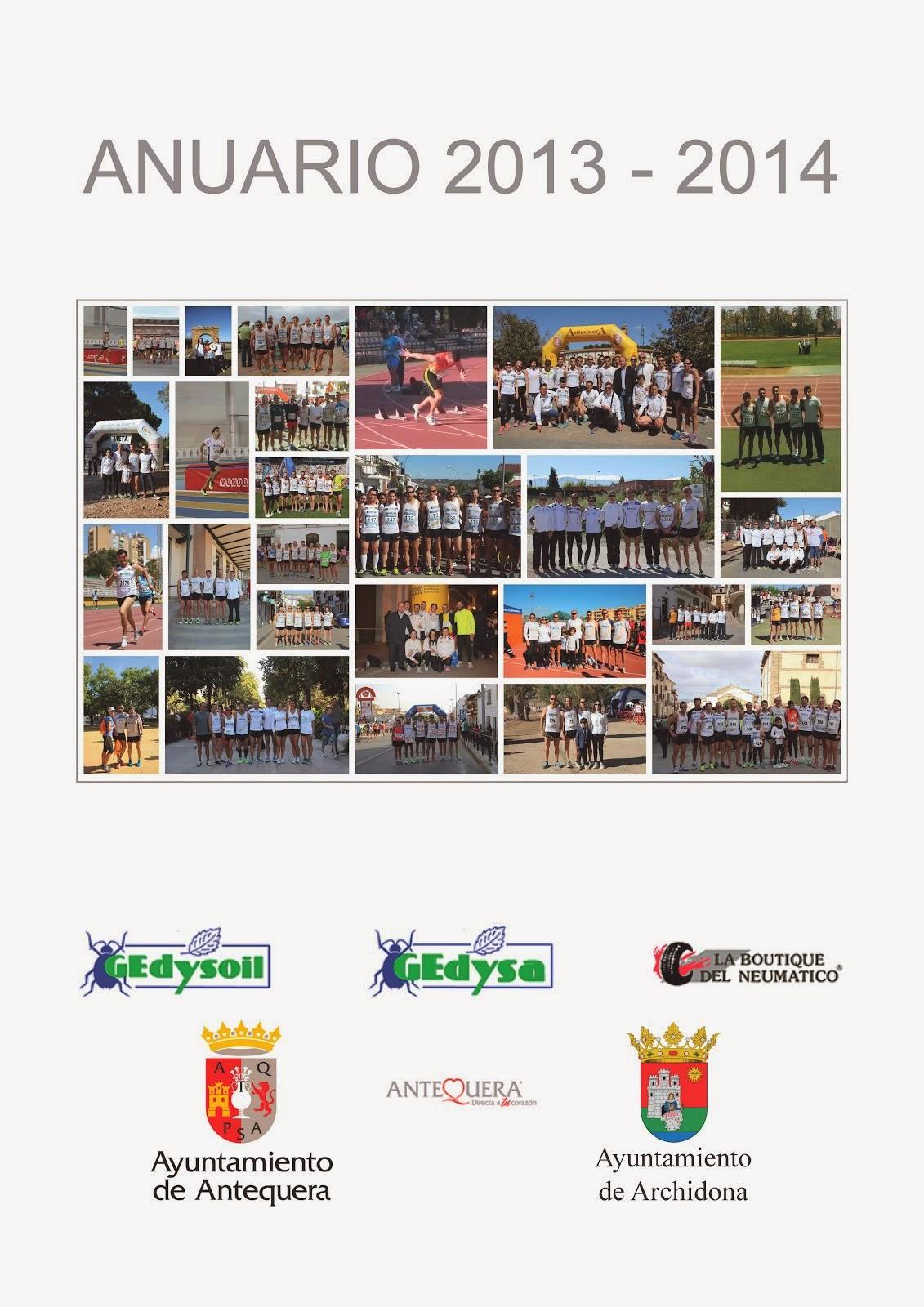 Anuario 2013 - 2014