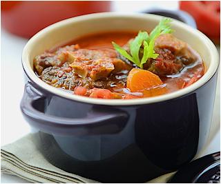 Cách nấu Đuôi bò hầm cà chua ngon nhất hiện nay