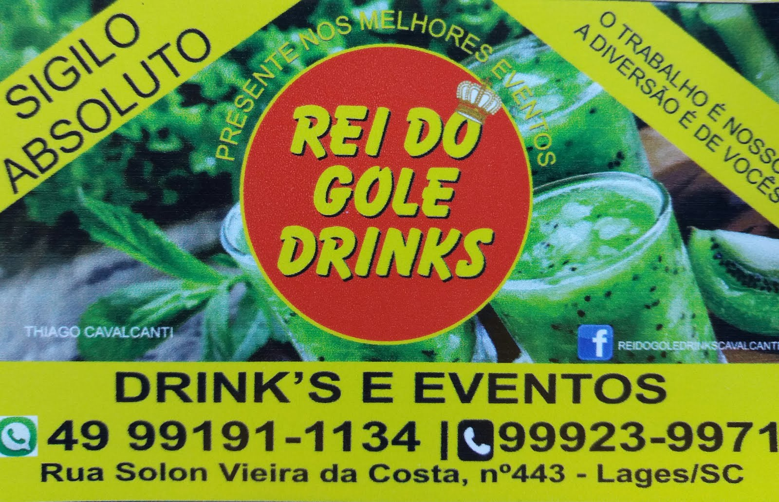 Rei do Gole Eventos