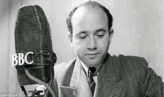 أحمد كمال سرور أول مذيع قرأ نشرة الأخبار في محطة بي بي سي باللغة العربية في يناير 1938 م